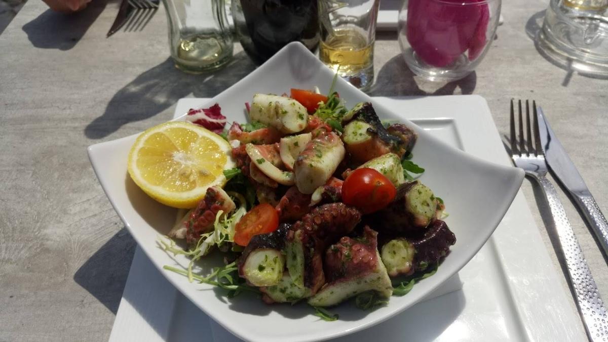 Le Thalassa - Restaurant Martigues