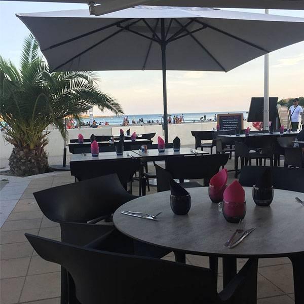 Le Restaurant - Le Thalassa - Restaurant Martigues